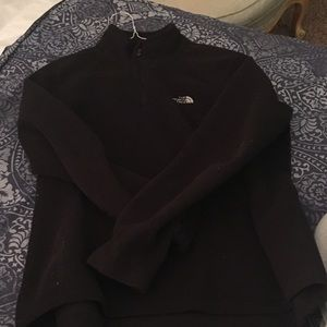 North Face Woman's Zip up